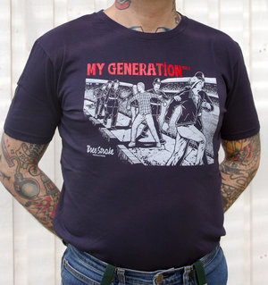 T-shirt-My Generation vol 2