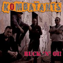 """CD Kombatants """"Ruck 'n' Oi!"""" 2013"""