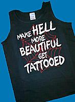 Make hell ... Vest